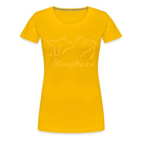 Berghexe Bad Reichenhall - Frauen Premium T-Shirt