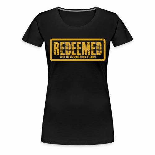 Redeemed sweater - Women's Premium T-Shirt