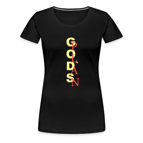 God's Plan Merchandise von The Friday - Frauen Premium T-Shirt