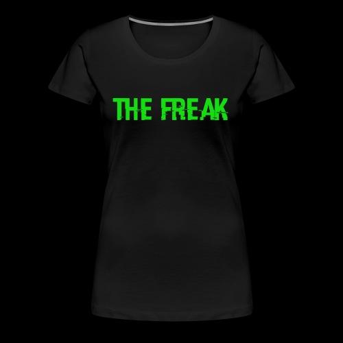 The Freak - Dame premium T-shirt