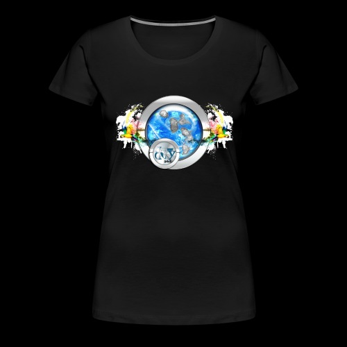BotyOne Bird - T-shirt Premium Femme