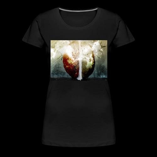 Brain'N'Trees - T-shirt Premium Femme