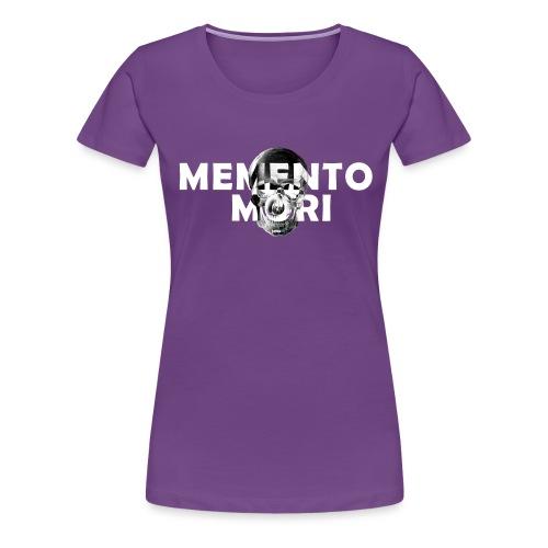 54_Memento ri - Frauen Premium T-Shirt