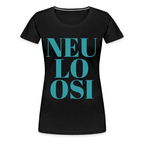 Neuloosi - Women's Premium T-Shirt