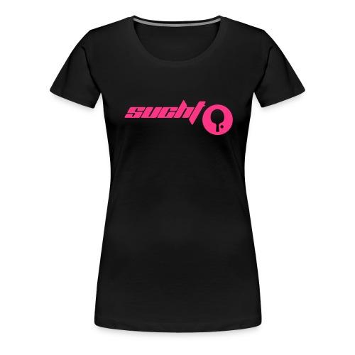 tischtennis sucht - Frauen Premium T-Shirt
