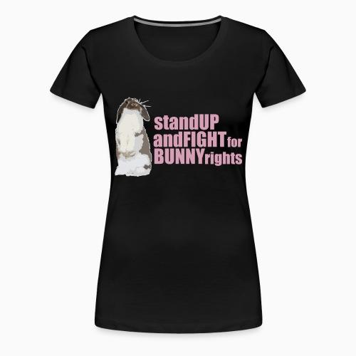 stellafight png - Women's Premium T-Shirt
