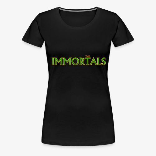 Immortals - Women's Premium T-Shirt