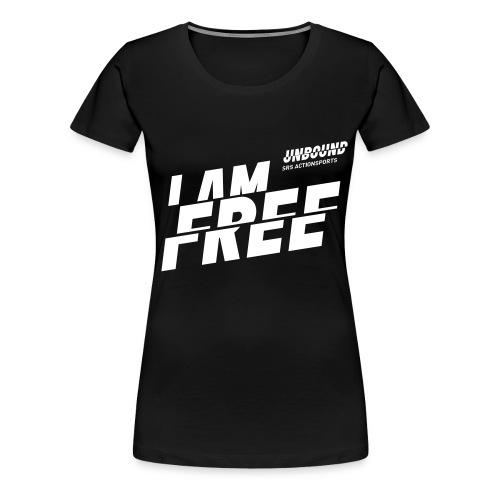 UNBOUND FREE Tshirt - Frauen Premium T-Shirt