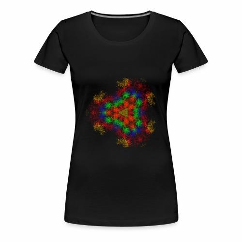 Farbexplosion - Frauen Premium T-Shirt