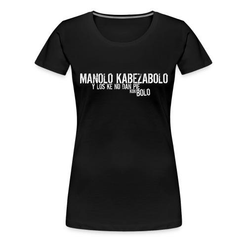logotienda - Camiseta premium mujer