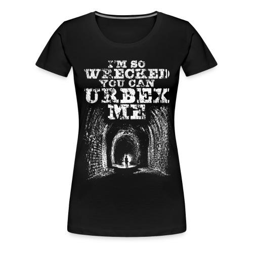 Urbex Me - T-shirt Premium Femme
