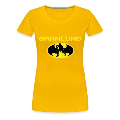 granlund lepakkomies - Naisten premium t-paita