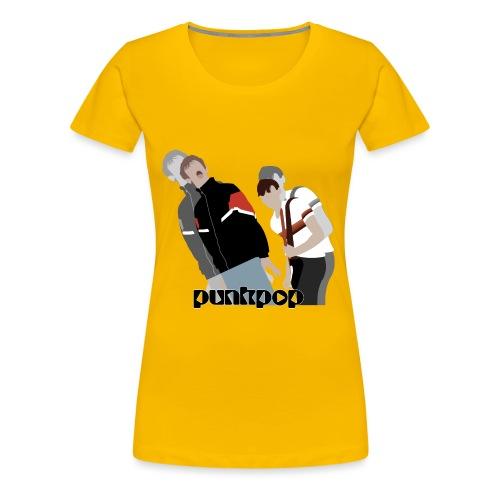 Girls and Boys PunkPop - Maglietta Premium da donna
