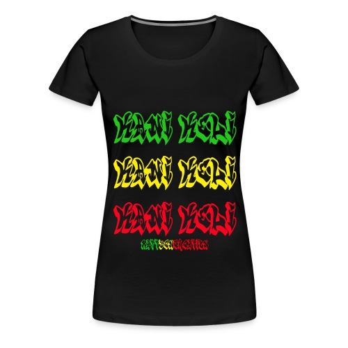 kani keli - T-shirt Premium Femme