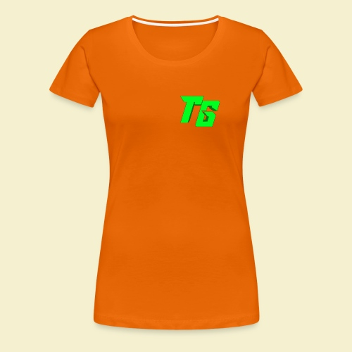 TristanGames logo merchandise - Vrouwen Premium T-shirt