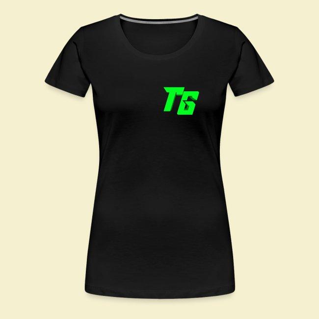 TristanGames logo merchandise