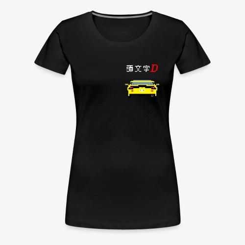 initial d - FD - T-shirt Premium Femme