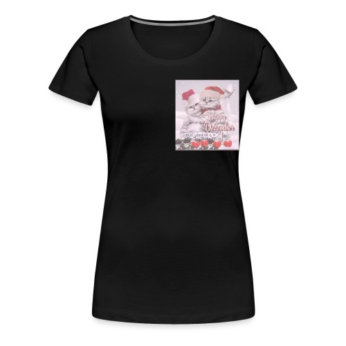 Merry Christmas everyone - Women's Premium T-Shirt
