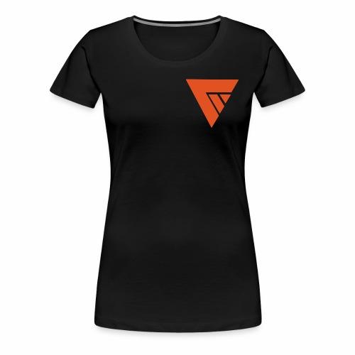Logo Team Mutation - T-shirt Premium Femme
