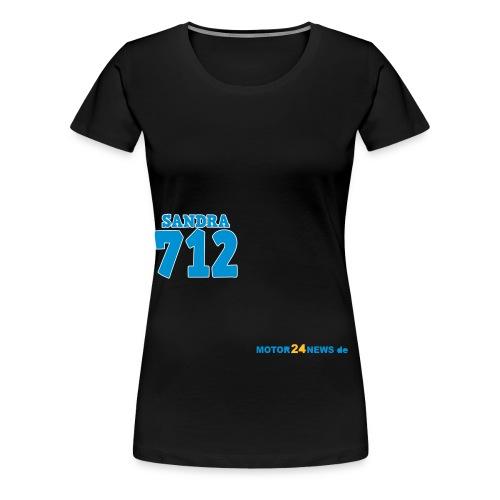 Motor24news-schrift - Frauen Premium T-Shirt
