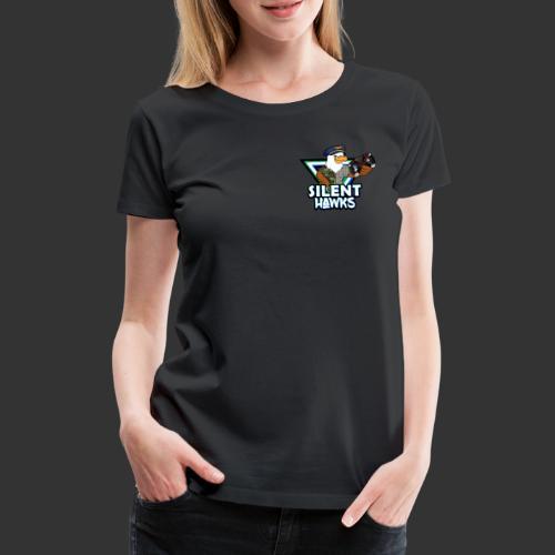 SilentHawks - Frauen Premium T-Shirt