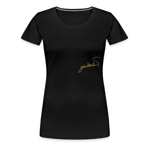 menderes signature - Frauen Premium T-Shirt