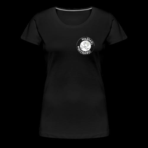 madDogs wheelhouse - Frauen Premium T-Shirt