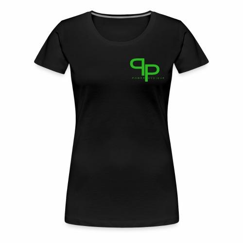 groen png - Vrouwen Premium T-shirt