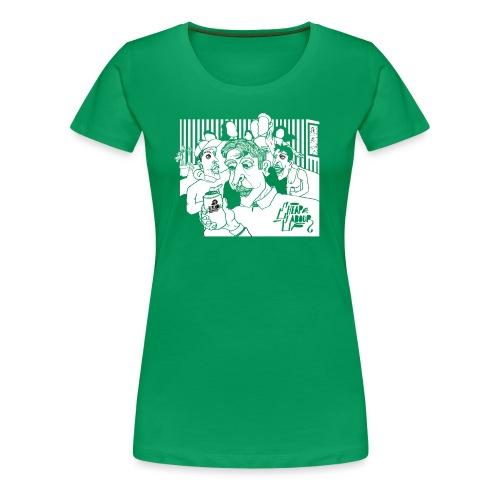 Cheap Labour Album Cover - Premium-T-shirt dam