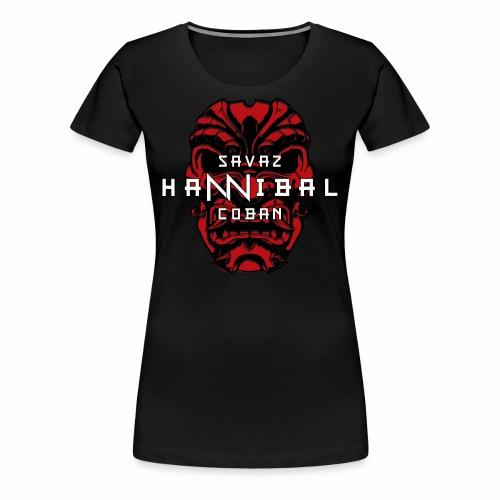 SAVAS HANNIBAL COBAN - Frauen Premium T-Shirt