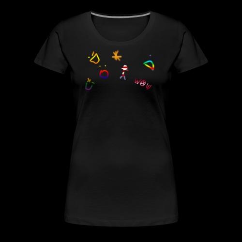 LSD - Women's Premium T-Shirt