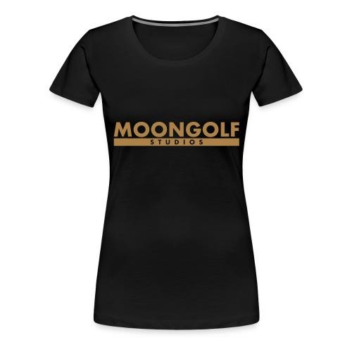 MoonGolf Studios - Women's Premium T-Shirt