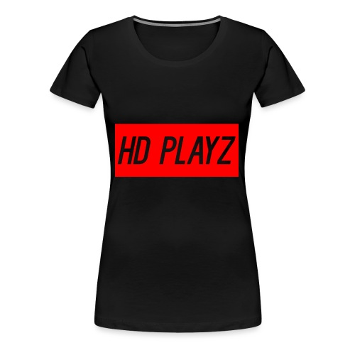 HD Playz DESIGN - Premium T-skjorte for kvinner
