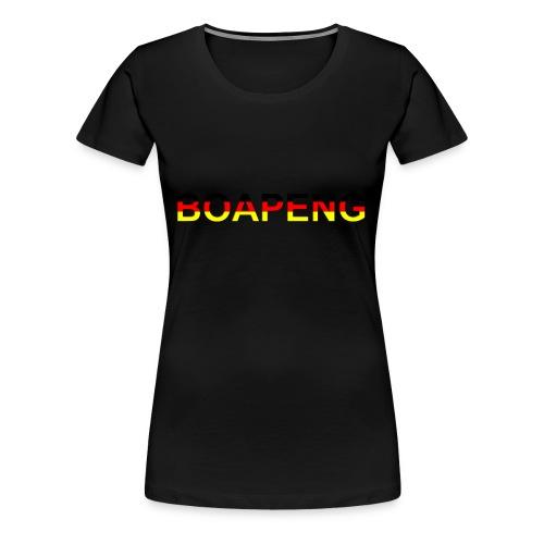 Boapeng - Frauen Premium T-Shirt
