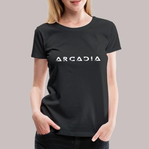 T-Shirt Arcadia Femme - T-shirt Premium Femme