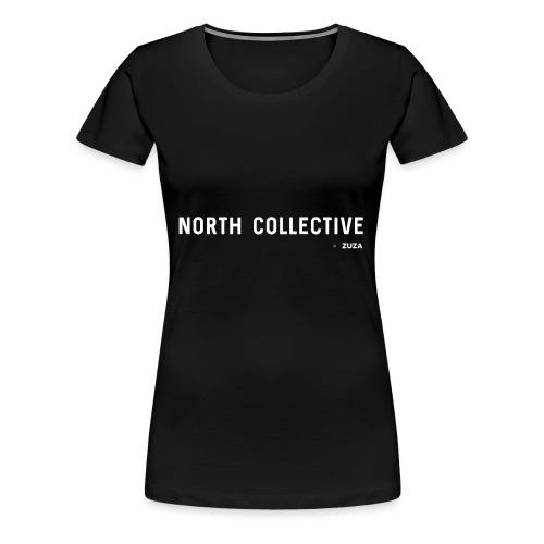 nc zuza - Vrouwen Premium T-shirt