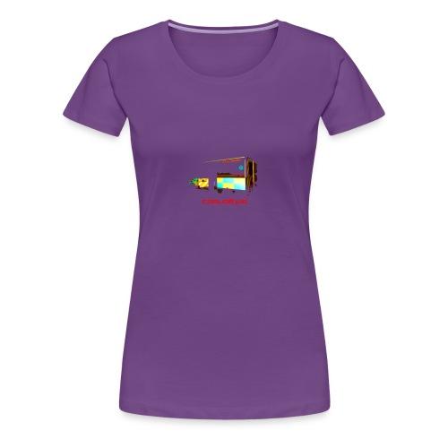 maerch print ambulance - Women's Premium T-Shirt