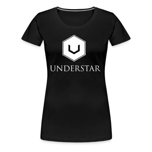 UNDERSTAR - T-shirt Premium Femme