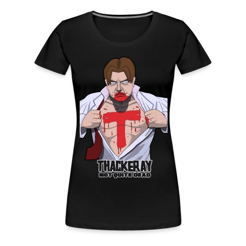 thackeray tshirt - Women's Premium T-Shirt