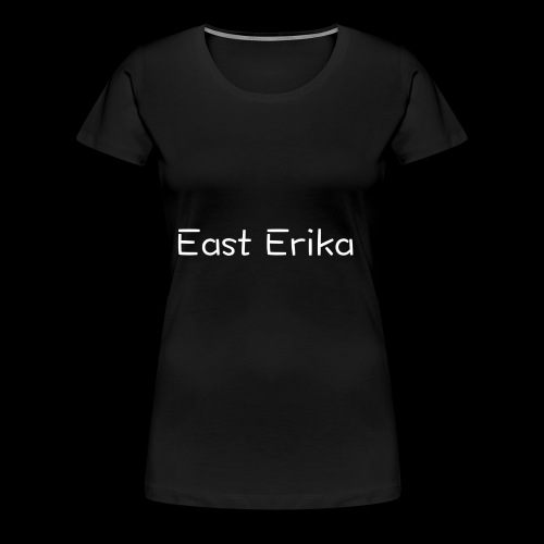 East Erika logo - Maglietta Premium da donna