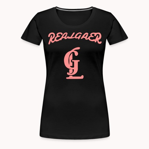 RealGaer - Women's Premium T-Shirt