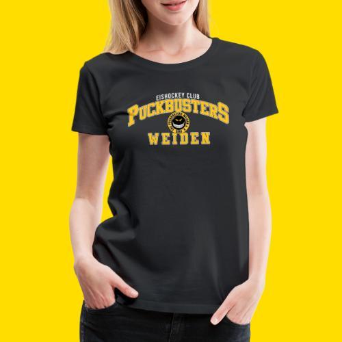 College Style Puckbusters - Frauen Premium T-Shirt