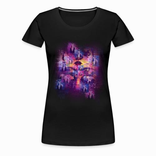 Gyrlie - I Feel Sun (Remixes Industrial) - Frauen Premium T-Shirt