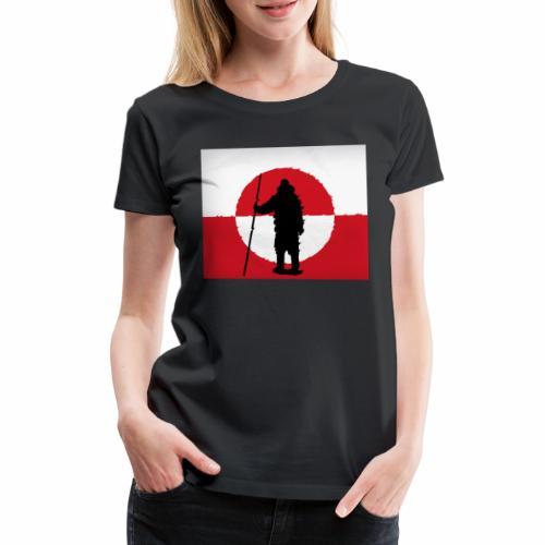 Kalaaleq Erfalasutalik - Dame premium T-shirt