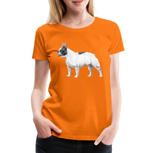 French Bulldog - Dame premium T-shirt