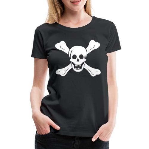Richard Worley Flag - T-shirt Premium Femme