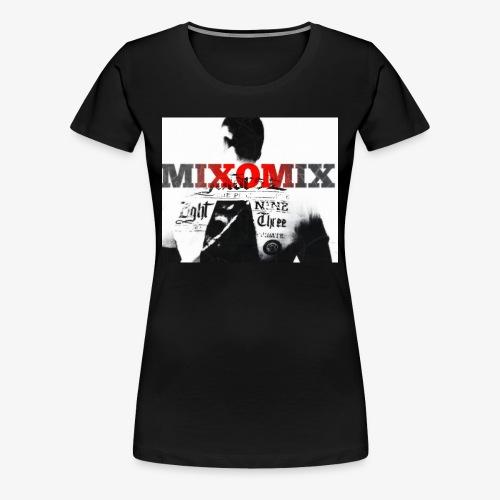 MIXOMIX - Frauen Premium T-Shirt