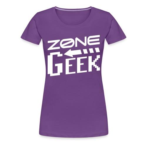 NEW Logo Homme - T-shirt Premium Femme