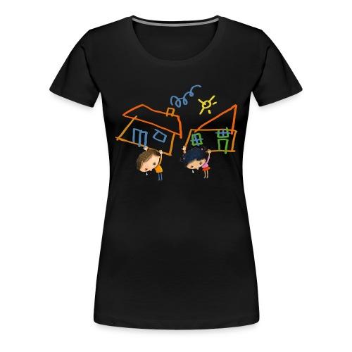 Child's Play - Women's Premium T-Shirt