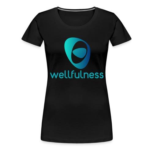 Wellfulness Sport Clasic - Camiseta premium mujer